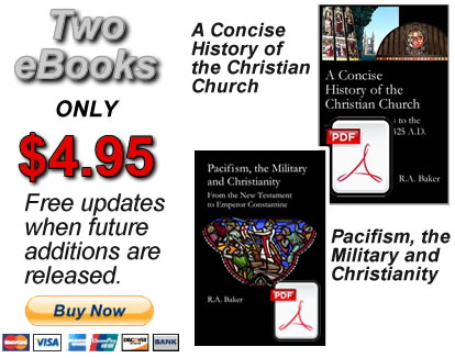 Early Churches of Christianity Early Church History 101