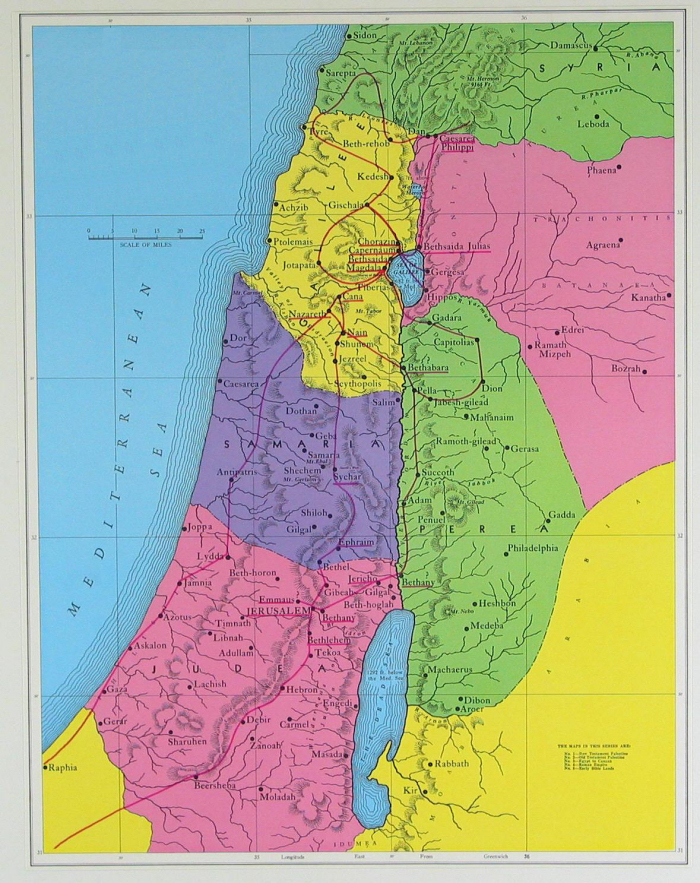 Palestine vs Israel  Map of the land of Israel and Palestine in